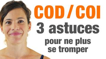 COD-COI : 3 Astuces
