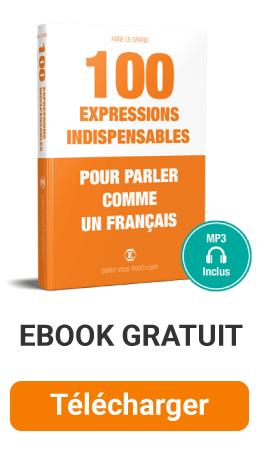Ebook Gratuit 100 expressions françaises indispensables