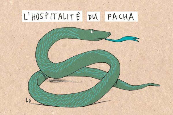 L'Hospitalité du Pacha