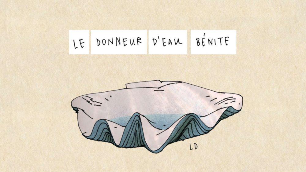 Le Donneur D Eau Benite Parlez Vous French