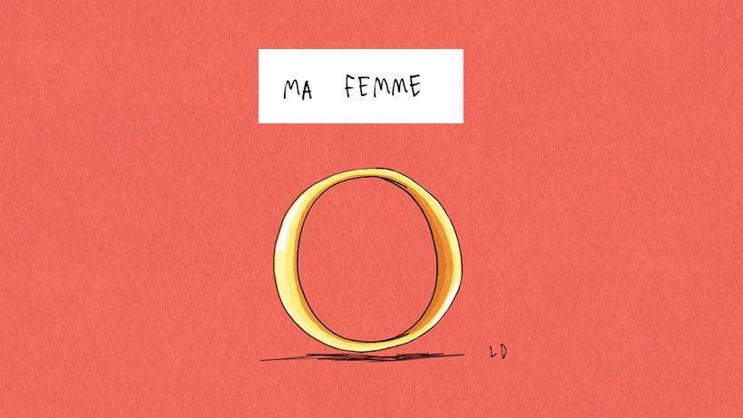 Ma Femme - Guy de Maupassant