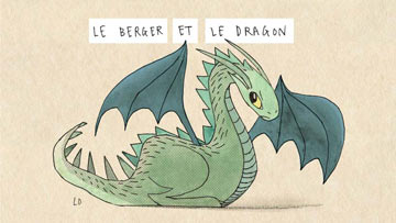 Le Berger et le Dragon