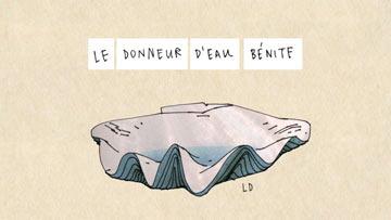 Le Donneur d'Eau Bénite