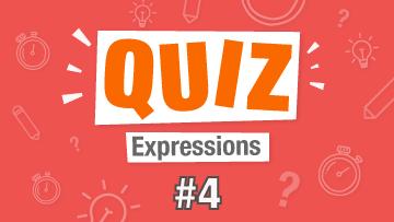quiz français expressions