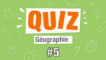 quiz français géographie