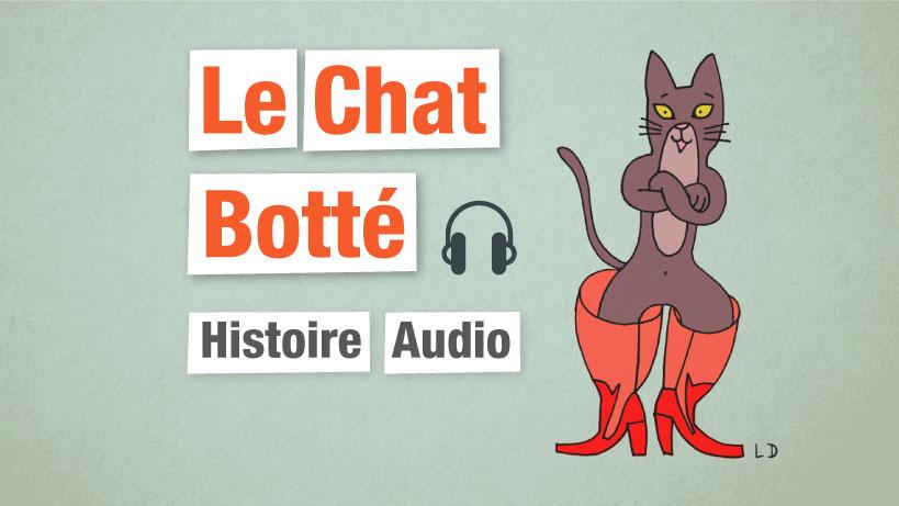 Le Chat Botté - Histoire Audio en français