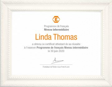 Certification-Parlez-Vous-French-Cours-De-Francais-Intermediaire