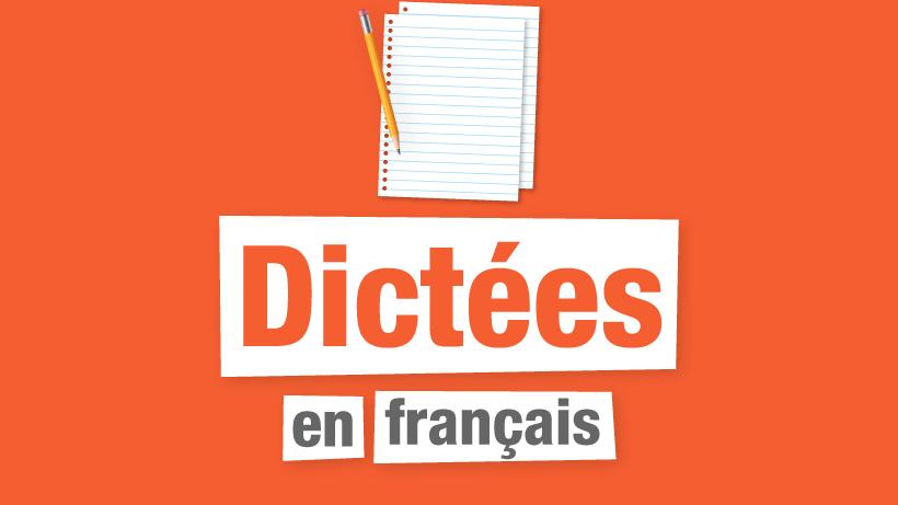 dictee-en-français