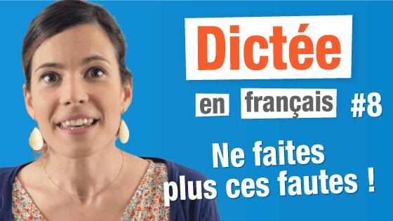 Dictée pour tous en français